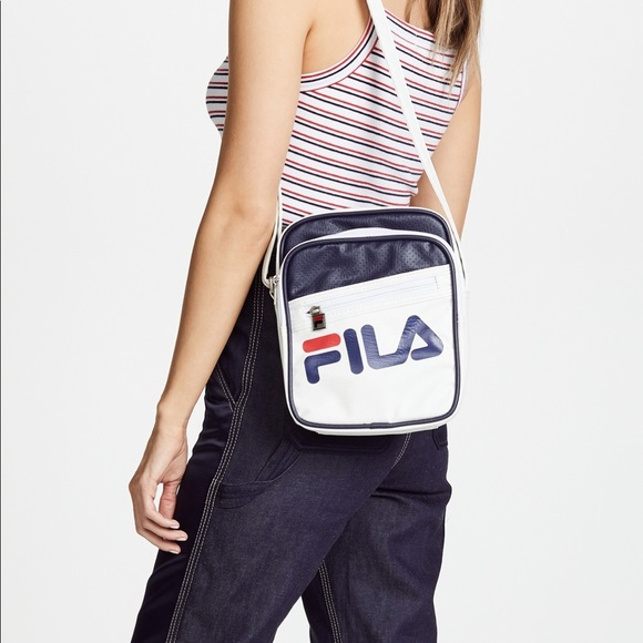 Shoulder Body Bag Bags Cross Fila Poshmark xnWHP5a
